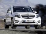 Mercedes начал тестировать кроссовер GLC