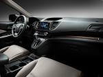 Honda раскрыла комплектации обновленного кроссовера CR-V