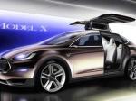 Кроссовер Tesla Model Xначнут продавать этим летом