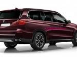 Флагманский внедорожник BMW X7 оценили в130 тысяч евро
