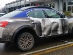 Компания Maserati отказалась отвыпуска компактного кроссовера