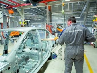 Volkswagen откроет завод попроизводству двигателей вэтом году