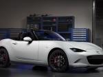 Компания Mazda анонсировала особый родстер MX-5 Miata Club Edition