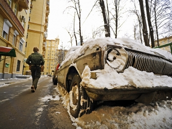 Автопарк России натреть состоит изавтомобилей старше 15 лет