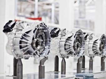 Skoda наращивает обьемы производства роботизированных коробок передачDQ 200