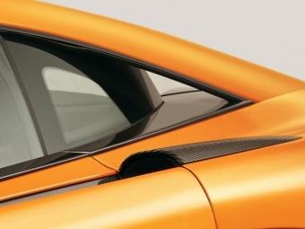 McLaren опубликовал тизер спорткара 570S