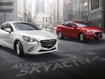Семейство Mazda2 получило новую модификацию 1.3 SKYACTIV-G