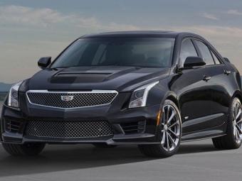 «Заряженный» Cadillac ATS оказался мощнее ибыстрее