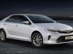 Toyota подняла цены вРФ насамые доступные версии Camry