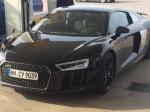 Прототип серийной Audi R8 замечен вШвеции
