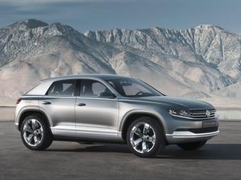 Новое поколение Volkswagen Tiguan практически неизменится вразмерах