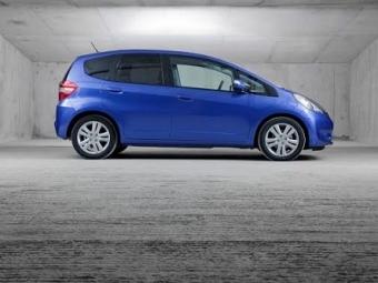 Honda Jazz признана самым надежным автомобилем