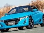 Honda представила прототип родстера S660