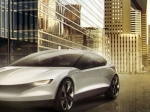 Apple показала фото концепта своего первого автомобиля