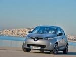 Обновленный электромобиль Renault Zoe получил увеличенный запас хода