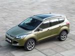 Ford начал принимать заказы нановый Kuga