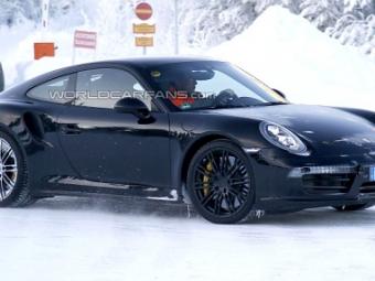 Обновленный Porsche 911 Carrera получит 407-сильный мотор