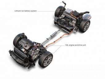 Chevrolet Malibu получит гибридную установку отVolt