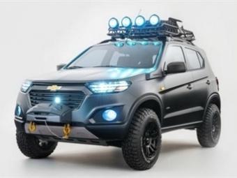 Разработка нового поколения модели Chevrolet Niva продолжится— GM-АвтоВАЗ
