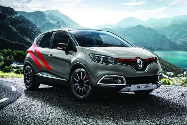 Renault может выпустить «горячие» версии Kadjar иCaptur