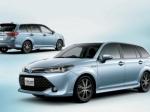 Toyota обновила седан Corolla Axio иуниверсал Corolla Fielder