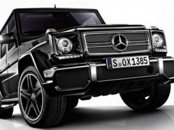 Mercedes-Benz G65 AMG осенью появится наавторынке США