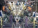 Петербургский завод Nissan запущен после простоя
