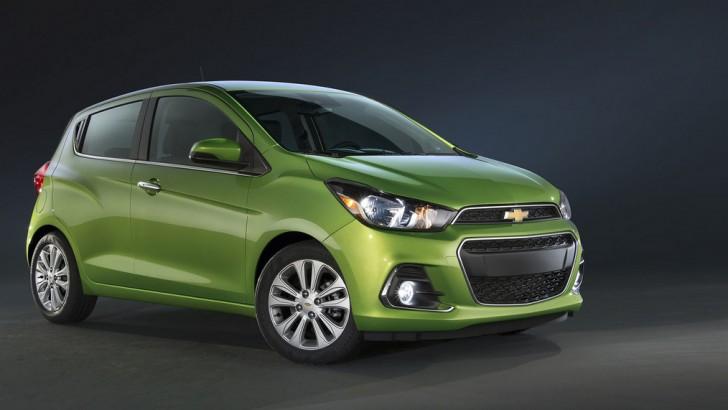 Chevrolet Spark сменил поколение