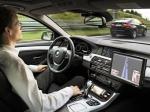 BMW представила седан 5-Series с автопилотом