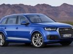 Audi SQ7 появится вследующем году смотором V8 e-turbo