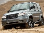 «УАЗ» разрабатывает совершенно новый внедорожник