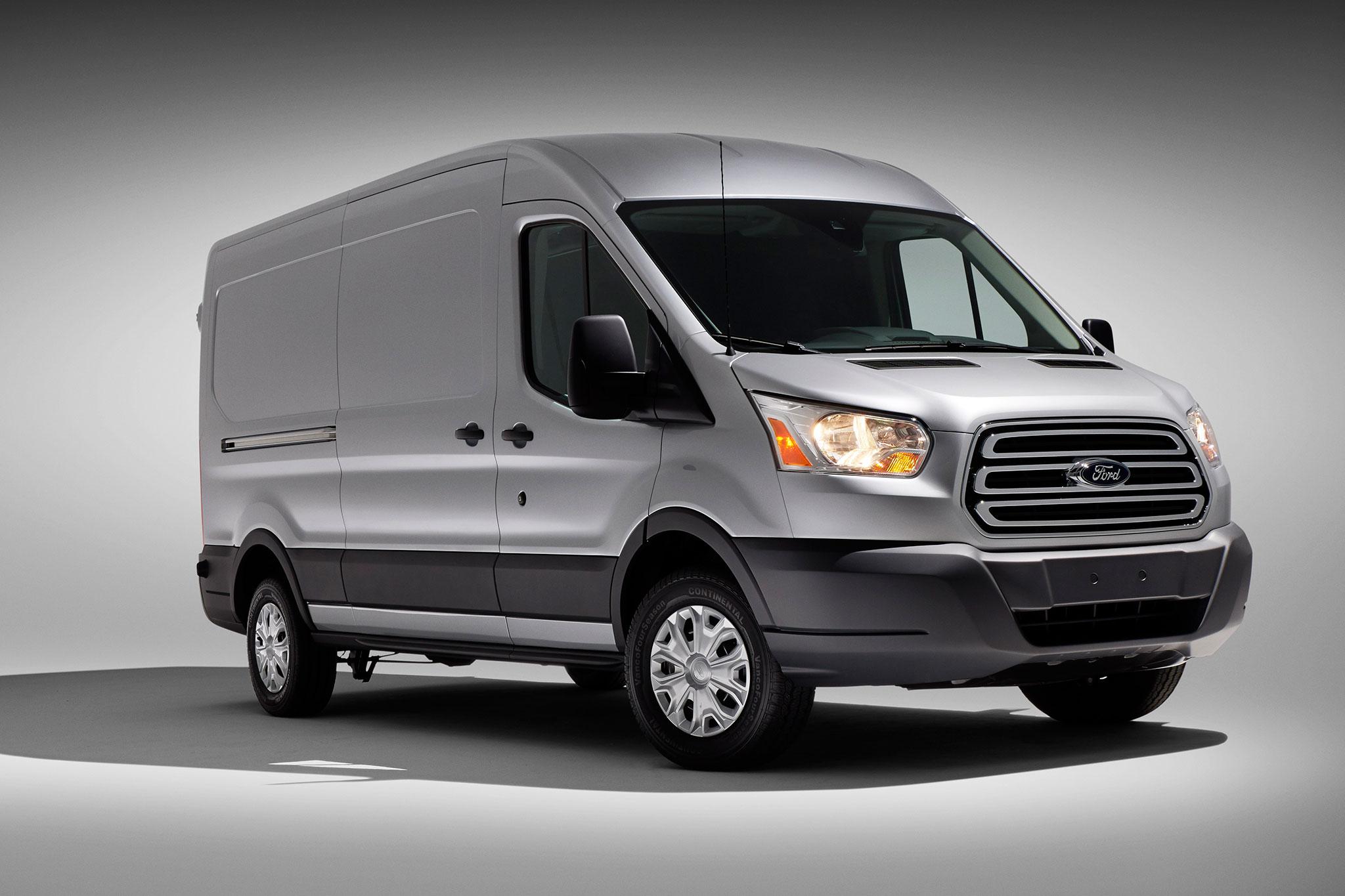 Ford возвращает цены 2014 года нановый Transit