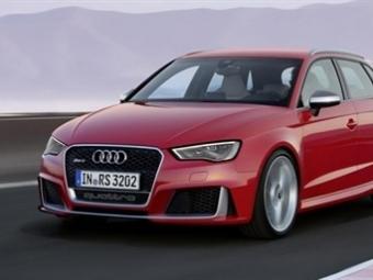 Цены напятидверку Audi RS3 оказались науровне конкурентов