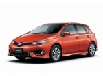 Toyota запустила продажи Auris сновым турбодвигателем