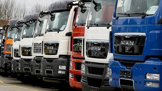 Автозаводы MAN иScania вПетербурге останавливают конвейеры