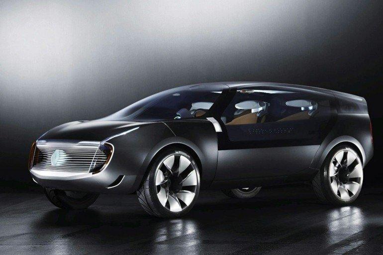 Дизайнер представил новый внедорожник Renault