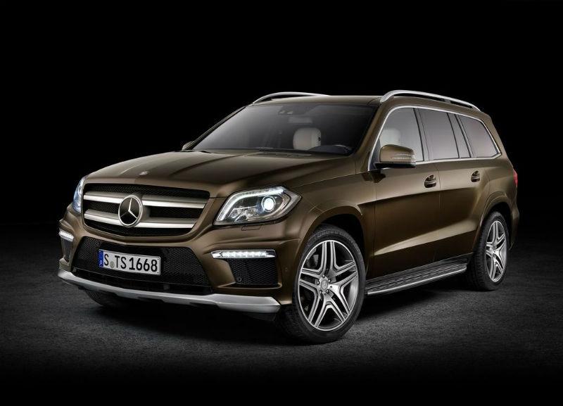 Mercedes-Benz может выпустить кроссовер Maybach