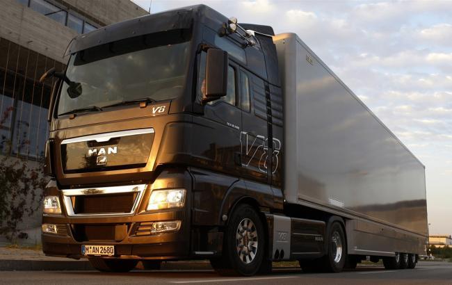 Немецкий автоконцерн MAN приостановил производство в России