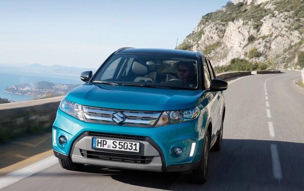 Продажи нового Suzuki Vitara начались на европейском рынке