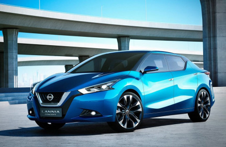 Nissan скоро покажет новый седан