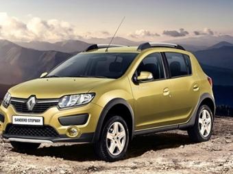 ВРоссии продано 200 тысяч Renault Sandero
