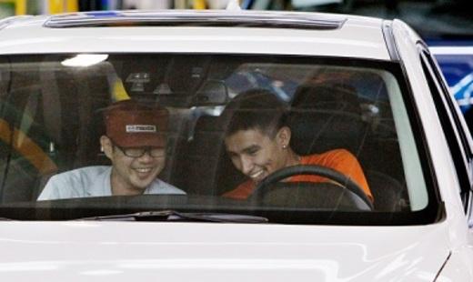 Госавтоинспекция назвала самые угоняемые автомобили вМоскве