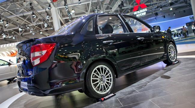 Lada Granta вошла всписок самых дешевых машин Германии