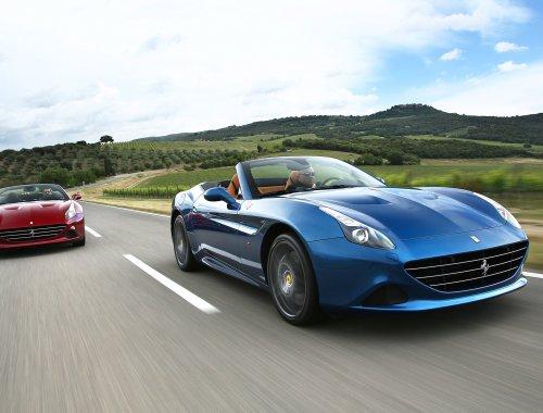 Ferrari собирается к2019 году выпустить бюджетную модель сV6-двигателем