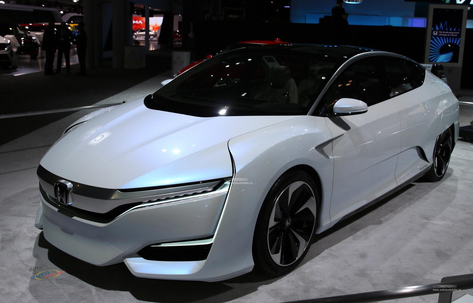 Honda представила вНью-Йорке Civic 10-го поколения