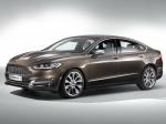 Ford Kuga ожидает премиальная модификация Vignale