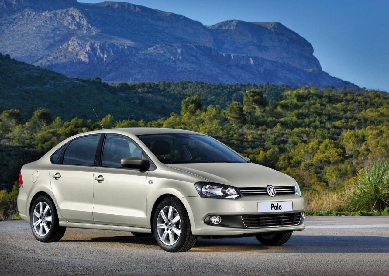 Седан Volkswagen Polo ощутимо подешевел