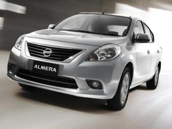 Лидером продаж среди моделей Nissan стала вазовская Almera