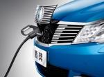 Затри месяца продажи электромобилей вКитае увеличились значительно