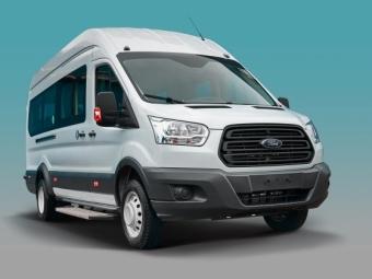 Новые маршрутные автобусы Ford Transit доступны кзаказу вРоссии